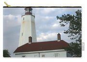 Sandy Hook Lighthouse And Building Carry-all Pouch