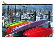 Santa Barbara Harbor Carry-all Pouch