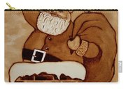 Santa Claus Is Coming Carry-all Pouch