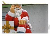 Santa Is Waiting For You Carry-all Pouch