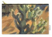 Santa Rosa Cholla Carry-all Pouch
