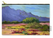 Santa Rosa Mountains In Spring Carry-all Pouch