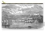 Santiago De Cuba, 1853 Carry-all Pouch
