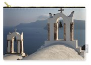 Santorini Churches Carry-all Pouch