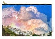 Santorini Sunrise Carry-all Pouch