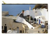 Santorini Terrace Carry-all Pouch
