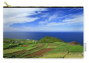 Sao Miguel - Azores Islands Carry-all Pouch by Gaspar Avila