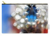 Saphire Sparkle Carry-all Pouch
