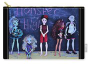 Sarah's Monster High Collection Carry-all Pouch