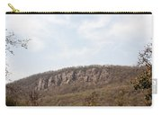Sariska Nature - A Weathered Hill Carry-all Pouch