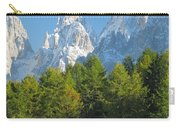 Sasso Lungo Group In The Dolomites Of Italy Carry-all Pouch