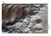 Satellite Image Of Russias Kizimen Carry-all Pouch