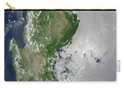 Satellite Image Of The Northern Carry-all Pouch