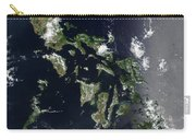 Satellite Image Of The Philippines Carry-all Pouch