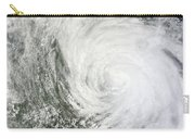 Satellite Image Of Tropical Storm Muifa Carry-all Pouch