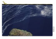 Satellite View Of The Prince Edward Carry-all Pouch