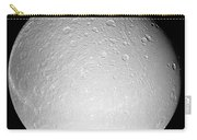 Saturns Moon Dione Carry-all Pouch