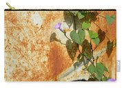 Say Goodbye Carry-all Pouch by Carolyn Marshall