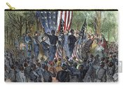 Sc: Emancipation, 1863 Carry-all Pouch by Granger