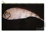 Scalloped Ribbonfish Carry-all Pouch