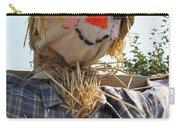 Scarecrow Farmer Carry-all Pouch
