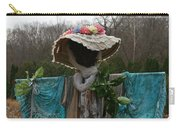 Scarecrow Garden Art Carry-all Pouch