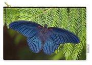 Scarlet Swallowtail Carry-all Pouch by Joann Vitali