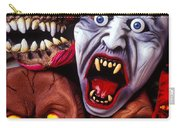 Scary Halloween Masks Carry-all Pouch
