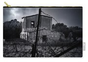 Scary House Carry-all Pouch