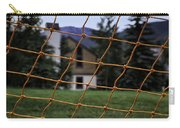 Scene Through A Volley Ball Court 2 Carry-all Pouch