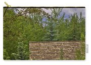Scene Through The Trees - Vail Carry-all Pouch