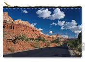 Scenic Drive Through Capitol Reef National Park Carry-all Pouch