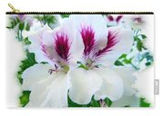 Scented Geraniums 2 Carry-all Pouch