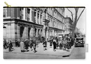 School's Out In Harlem Carry-all Pouch
