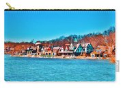 Schuylkill Navy Boat House Row Carry-all Pouch