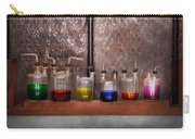 Science - Chemist - Glassware For Couples Carry-all Pouch