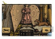 Science In The Nursery, Frontispiece Carry-all Pouch