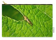 Scorpion Fly Nosing Around Carry-all Pouch