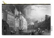 Scotland: Aberdeen, 1833 Carry-all Pouch
