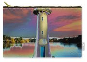 Scott Memorial Roath Park Cardiff 4 Carry-all Pouch