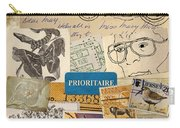 Scrapbook Page Number 2 Carry-all Pouch