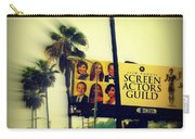 Screen Actors Guild In La Carry-all Pouch