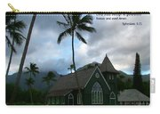 Scripture And Picture Ephesians 3 21 Carry-all Pouch