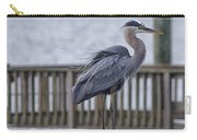 Scruffy Heron Carry-all Pouch