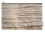 Sculpted By Nature Carry-all Pouch