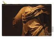 Sculpture Olympia 1 Carry-all Pouch by Bob Christopher