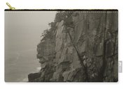 Sea Cliff At Quoddy Head  Carry-all Pouch