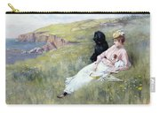 Sea Dreams Carry-all Pouch by Charles Trevor Garland