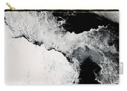 Sea Ice In The Southern Ocean Carry-all Pouch