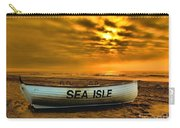 Sea Isle Dawn Carry-all Pouch